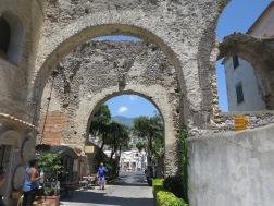 Gerbang kota dari abad pertengahan