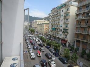 Pemandangan dari balkon B&B La Mela