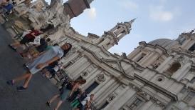 Si nyonya di Piazza Navona