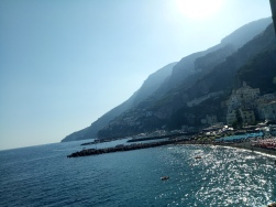 Good bye Amalfi
