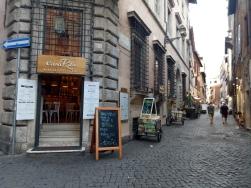Jalan di Trastevere