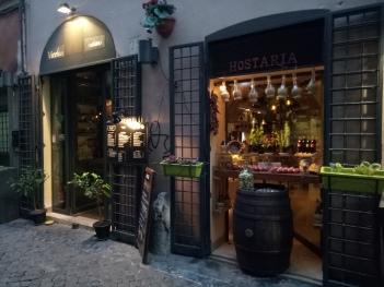 Restoran khas Italia