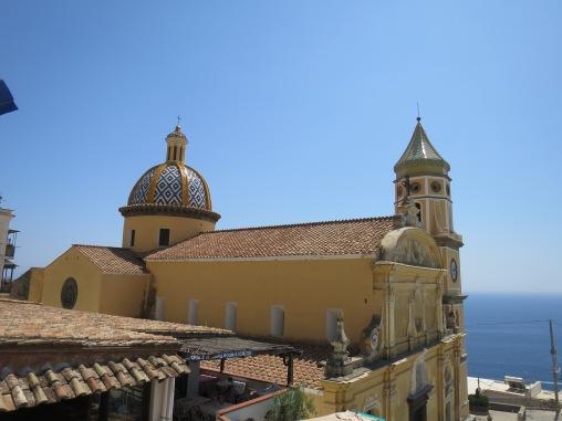 Church of San Gennaro di Praiano
