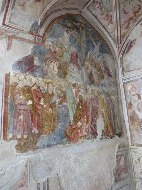 mosaik dari abad pertengahan