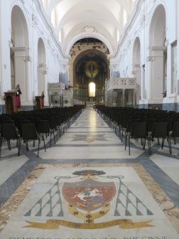 Ruang Utama Gereja