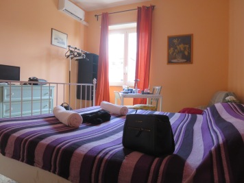 Kamar kami di Scalini de Trastevere