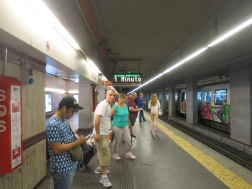 Platform Metro di Roma