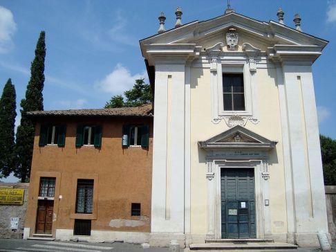 Church of Domine Quo Vadis courtesy of Wikipedia.com
