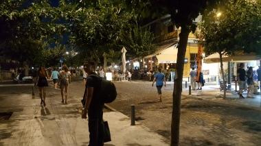 Bye-bye Athens