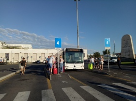 Bis Shuttle Ciampino Airport-Stasiun Ciampino