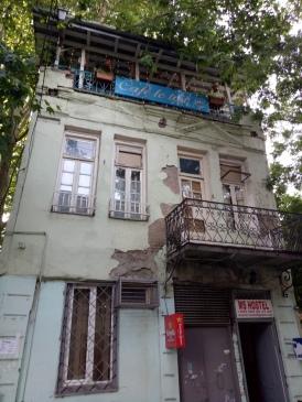 Bangunan khas Soviet