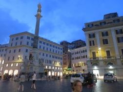 Colonna Immacolata
