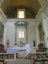 Interior gereja