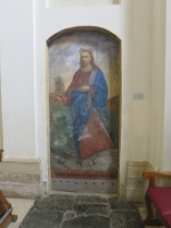 Tuhan Yesus berjalan menemui Rasul Petrus