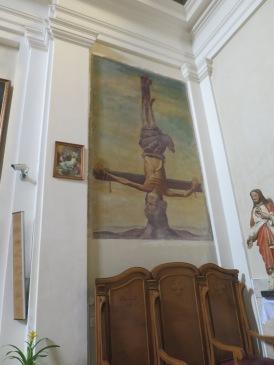 Lukisan Penyaliban Rasul Petrus
