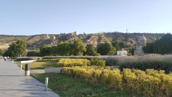 Rike Park yang indah
