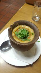Lobio, semacam sup dari kacang merah