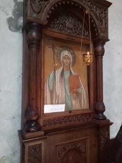 Saint Nino dari Cappadocia, santo pelindung Georgia