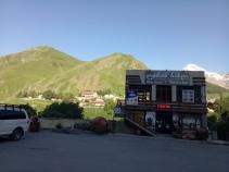 Cafe mountain view