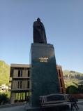 Patung Alexander Kazbegi