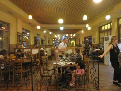 Interior Samikitno Restaurant