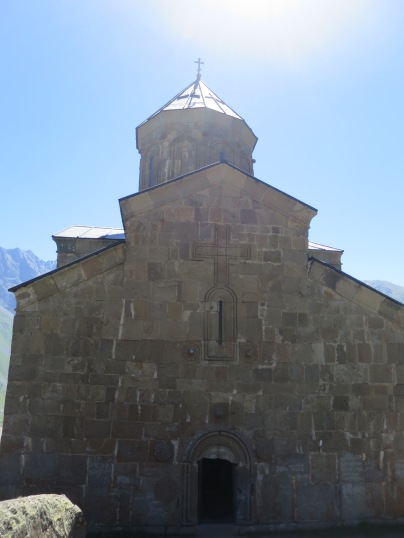 Gergeti Church