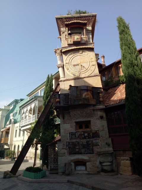 Clock Tower of Tbilisi