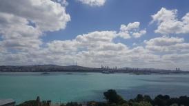 Pemandangan dari Istana Topkapi
