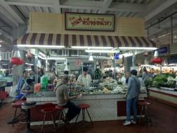 Kios tempat saya sarapan
