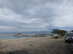 tempat menumpang Speedboat