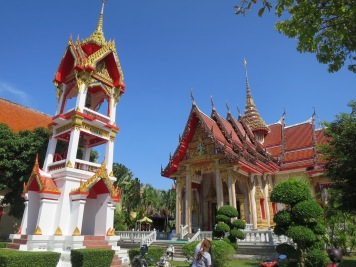 Kompleks Kuil Wat Chelong