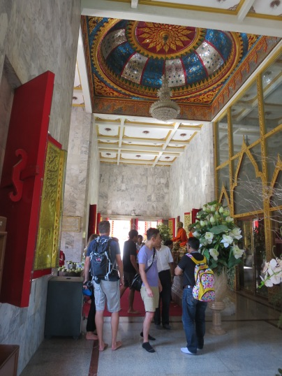 Interior Wat Chelong