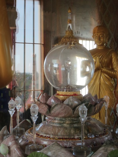 Serpihan Tulang Sang Buddha