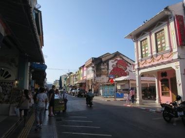 My favorite street in Phuket