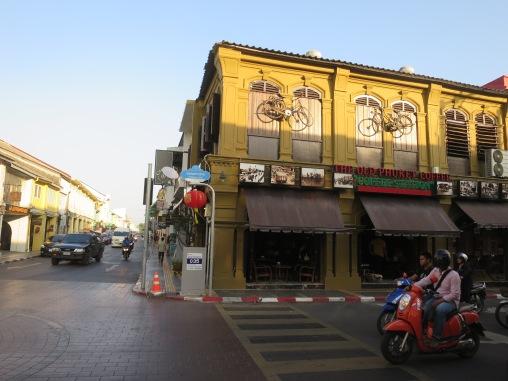 Old Phuket Coffee Shop
