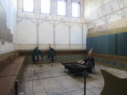 Salah satu ruang di Harem