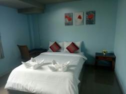 Kamar kami di The Guest Hostel yang super clean