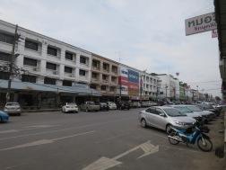 Krabi Town yang sepi
