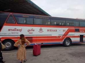 Bis Krabi-Hatyai