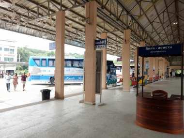 Terminal bis Krabi