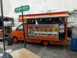 Food Truck..we got food truck in Penang
