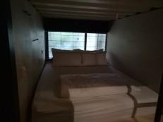 Tempat kami tidur malam ini