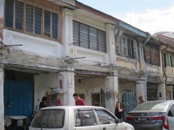 Rumah-rumah tua di Georgetown
