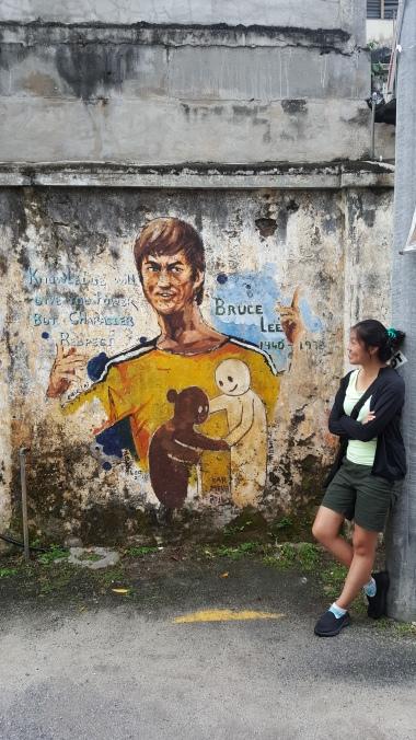 Bruce Lee dan Nyonyaku
