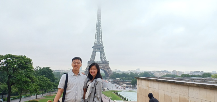 Eiffel and us