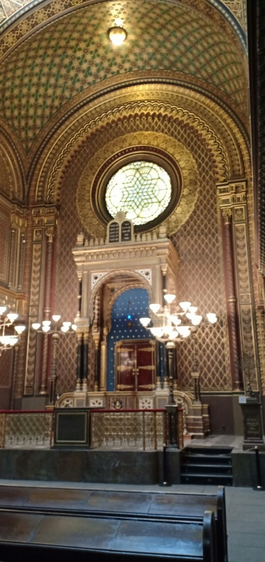Altar Spanish Synagogue