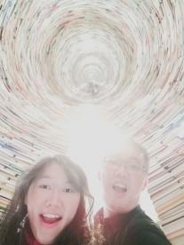 di dalam book tunnel