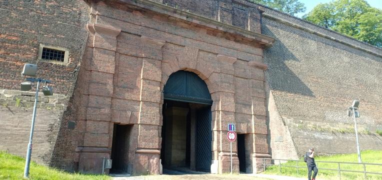 Gerbang menuju Vysehrad