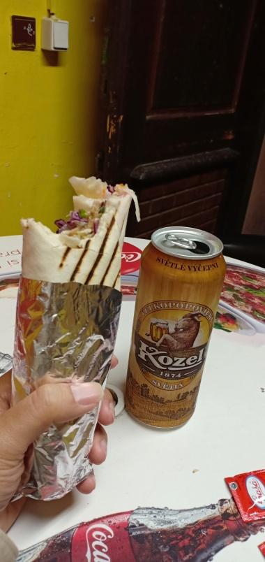 Kebab dan Bir Kozel