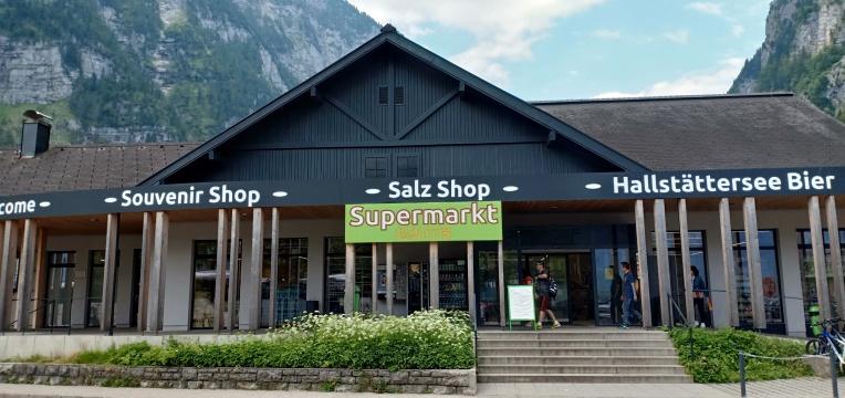 Supermarket di Hallstatt